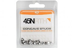45Nrth Concave Studs Pack of 25