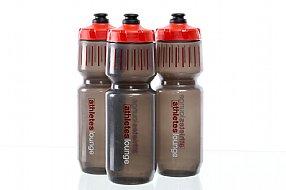 Athletes Lounge Water Bottles - Grey 26 oz.
