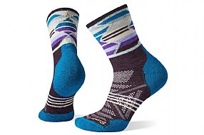 Smartwool Womens PhD Outdoor Light Pattern Mid Crew