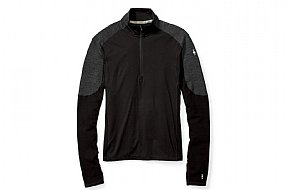 Smartwool Mens PhD Light Wind 1/2 Zip Shirt