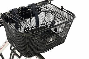 Axiom Pet Basket with Rack and Handlebar Mounts