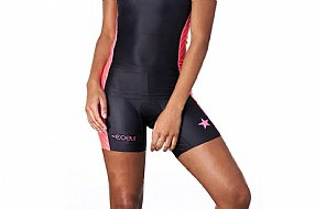 Coeur Sports Womens Lucky Star 5 Tri Shorts