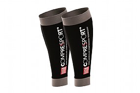 Compressport Compression Calf sleeve R2 BLACK