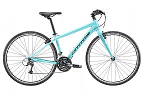 Cannondale 2018 Quick 4 Womens Hybrid Bike