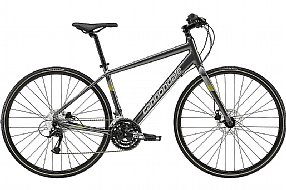 Cannondale 2019 Quick 5 Disc Hybrid Bike