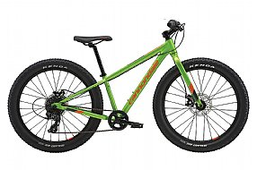 Cannondale 2018 Cujo 24 Plus Kids Mtn Bike