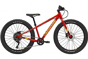 Cannondale 2019 Cujo LTD 24 Plus Kids Mtn Bike