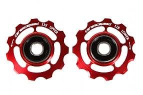 Ceramic Speed Shimano 11s Alloy Pulley Wheel