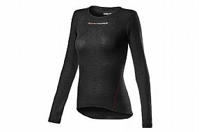 Castelli Womens Prosecco Tech Long Sleeve Baselayer