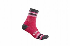 Castelli Womens Striscia 13 Sock