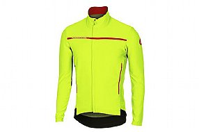 Castelli Mens Perfetto Long Sleeve Rain Jersey
