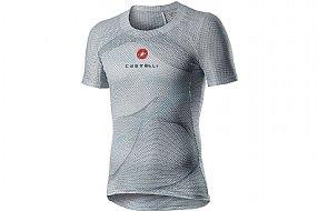 Castelli Mens Pro Mesh Short Sleeve Baselayer