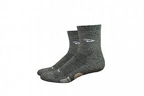 DeFeet Woolie Boolie Comp 4 Inch Sock
