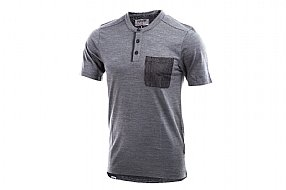 Chrome Mens Merino Henley