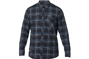 Fox Racing Mens Gamut Stretch Flannel