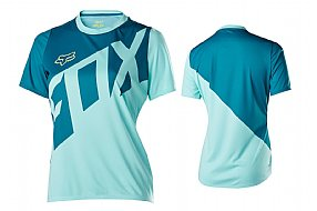 Fox Racing Womens Ripley Short Sleeve Jersey