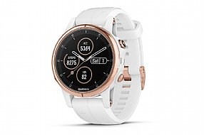 Garmin Fenix 5S Plus Sapphire Rose Gold GPS Watch