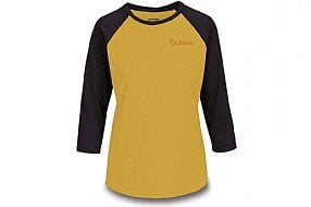 Dakine Womens 3/4 Raglan Tech Tee