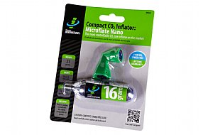 Genuine Innovations Microflate Nano CO2 Inflator
