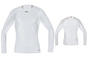 Gore Wear Mens Windstopper Long Sleeve Base Layer