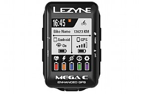 Lezyne MEGA C GPS Computer