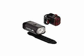 Lezyne Mini Drive 400 Front / Femto USB Drive Rear Lights