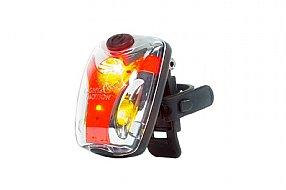Light and Motion Vis Micro II Rear Light