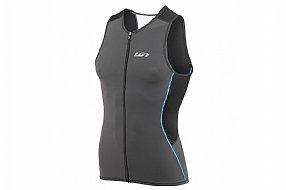 Louis Garneau Mens Comp Sleeveless Triathlon Top
