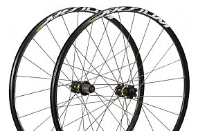 Mavic Aksium Disc Clincher Wheelset