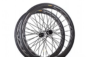 Mavic 2018 Cosmic Pro Carbon SL UST Disc Wheelset