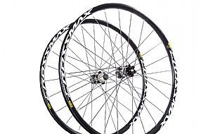 Mavic 2018 Crossmax 27.5 Inch Wheelset