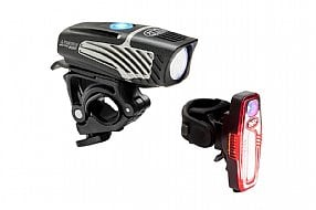 NiteRider Lumina Micro 650 / Sabre 110 Light Set