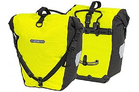 Ortlieb Back Roller High Visibility Pannier Set