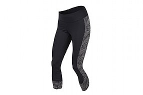 Pearl Izumi Womens Escape 3/4 Tight Print (no chamois)