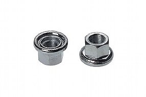 Problem Solvers 3/8x26tpi Rear Outer Axle Nut with Rotating Washer