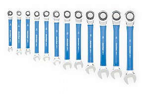 Park Tool MWR-SET Ratcheting Metric Wrench Set