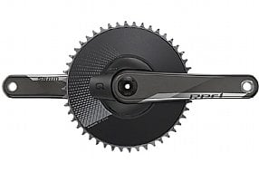 Quarq SRAM Red 1x AXS Aero Power Meter Crankset DUB