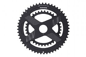 Rotor Aldhu Spidering Round Direct Mount Chainring Set