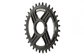 Rotor NoQ Round Chainrings - Direct Mount MTB