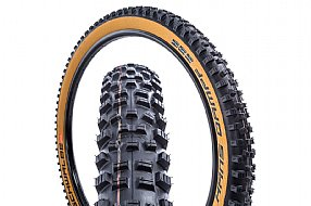 Schwalbe Hans Dampf 29 ADDIX MTB Tire (Tan Wall) (HS 491)