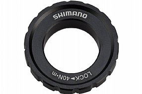Shimano M8010 Centerlock Lockring for 12/15/20mm Axles