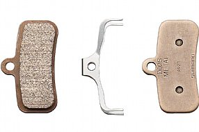 Shimano D02S Metal Disc Brake Pads