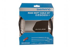 Shimano Polymer Coated Shift Cable Set