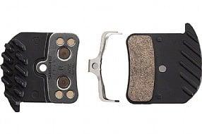 Shimano H03C Metal Disc Brake Pad with Fins
