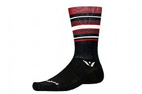 Swiftwick Aspire Seven Striped Sock