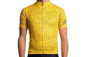 State Bicycle Co. The Simpsons Springfield Character Wrap Jersey