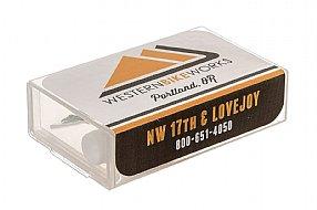 WesternBikeworks Inner Tube Patch Kit 2.0