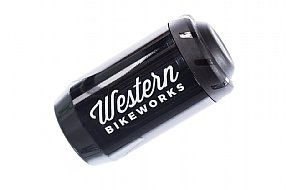 Western Bikeworks Keg Storage Vessel: Black Series