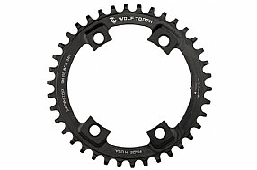 Wolf Tooth Components Drop-Stop Chainring for 110 BCD Asymmetric Cranks