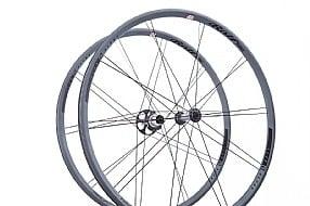 Rolf Prima Elan Alpha Stealth Alloy Rim Brake Wheelset